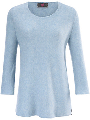 LIEBLINGSSTÜCK - Pullover in an A line cut with flared sleeves