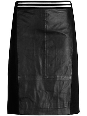 Looxent - Leathert skirt