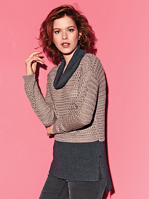 Looxent - Roll-neck jumper