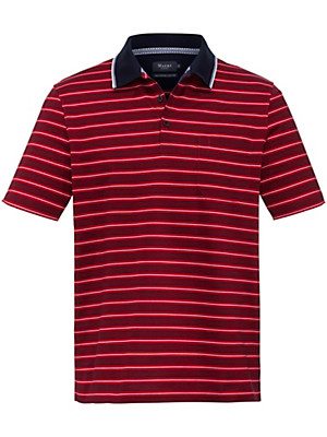 MAERZ - Polo shirt with 1/2-length sleeves
