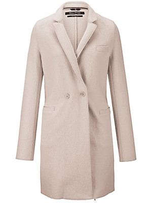 Marc O´Polo - Short coat with a small lapel collar