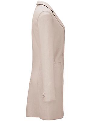 Marc O´Polo - Short coat with a small lapel collar
