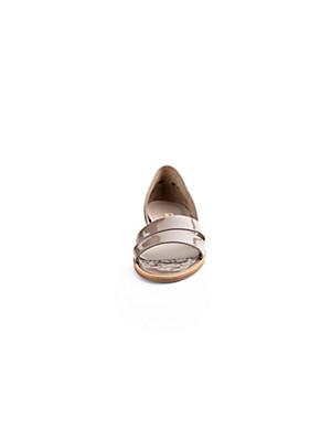 Paul Green - Fine patent calfskin leather sandals