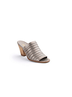 Paul Green - Kidskin nappa mules