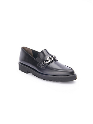 Paul Green - Loafers made of elegant calf nappa leather