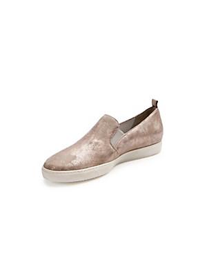 Paul Green - Slip-ons in an exquisite metallic look