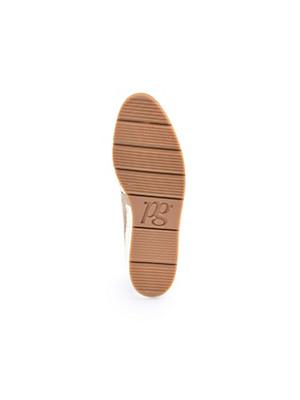 Paul Green - Soft kidskin nubuck leather slip-ons