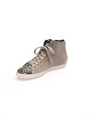 Paul Green - Trendy trainers with snakeskin detail