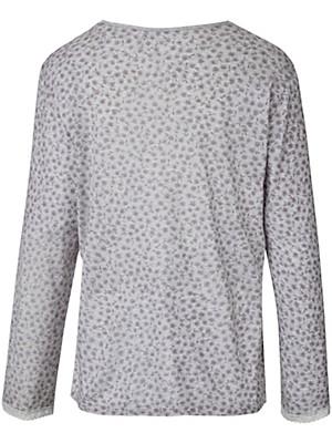 Peter Hahn - 100% cotton top with a V neckline