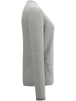 Peter Hahn Cashmere - Cardigan in 100% cashmere