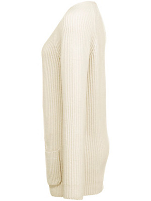Peter Hahn Cashmere Gold - Cardigan in 100% cashmere