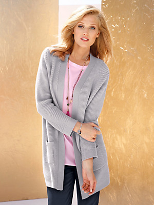 Peter Hahn Cashmere Gold - Long-sleeved cardigan