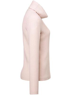 Peter Hahn Cashmere Gold - Round neck top in 100% cashmere