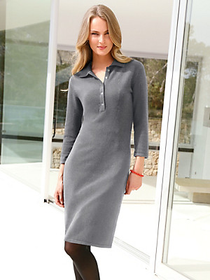 Peter Hahn Cashmere - Knitted dress