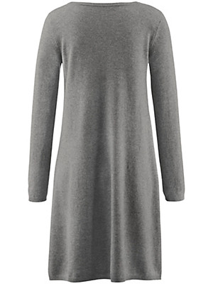 Peter Hahn Cashmere - Knitted dress in 100% cashmere