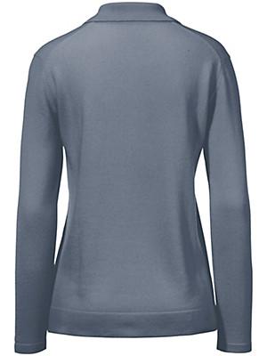 Peter Hahn Cashmere - Polo jumper 100% cashmere - design PAULA