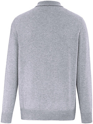 Peter Hahn Cashmere - Polo neck jumper 100% cashmere