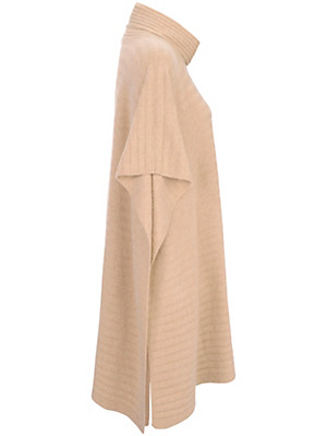 Peter Hahn Cashmere - Poncho in 100% cashmere