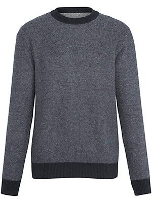 Peter Hahn Cashmere - Pure cashmere round neck pullover