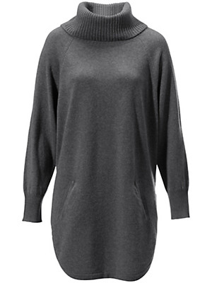 Peter Hahn Cashmere - Roll-neck jumper in 100% cashmere