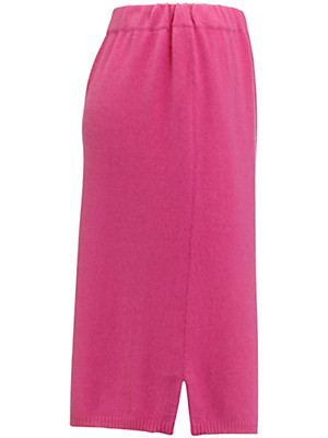 Peter Hahn Cashmere - Skirt in 100% cashmere