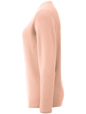 Peter Hahn Cashmere - V neck jumper 100% cashmere