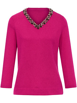 Peter Hahn Cashmere - V-neck jumper