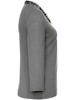 Peter Hahn Cashmere - V-neck jumper