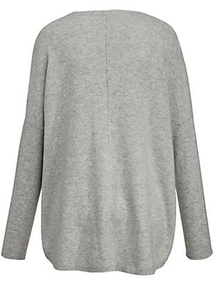 Peter Hahn Cashmere - V-neck jumper in 100% cashmere
