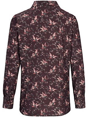 Peter Hahn - Corduroy blouse