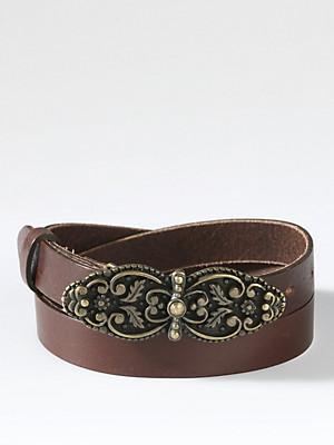 Peter Hahn - Cowhide leather belt