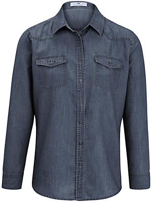 Peter Hahn - Denim blouse