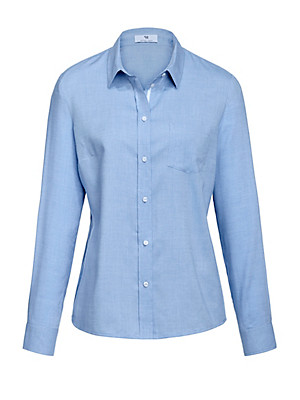Peter Hahn - Herringbone design blouse