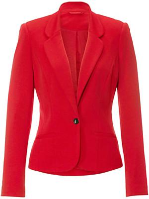 Peter Hahn - Jersey blazer in an excellent fit