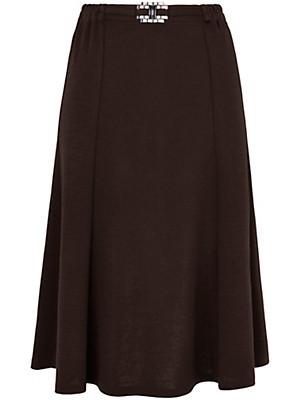 Peter Hahn - Jersey pull-on skirt