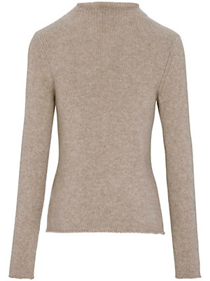 Peter Hahn - Jumper in 100% new milled wool