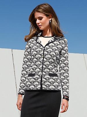 Peter Hahn - Knitted blazer