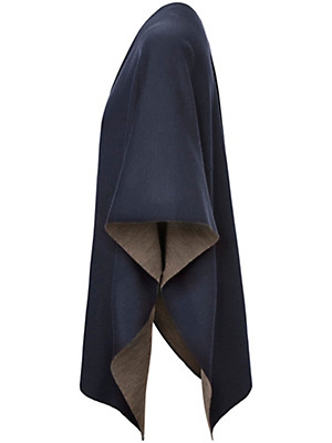 Peter Hahn - Knitted cape