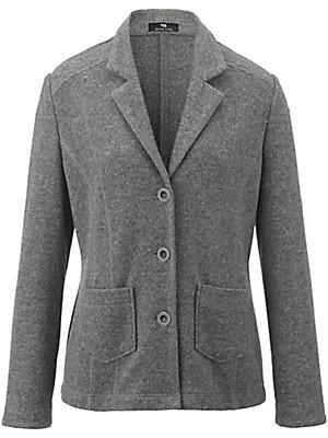 Peter Hahn - Milled wool blazer