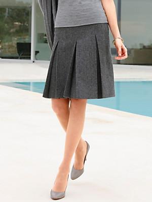 Peter Hahn - Pleated skirt