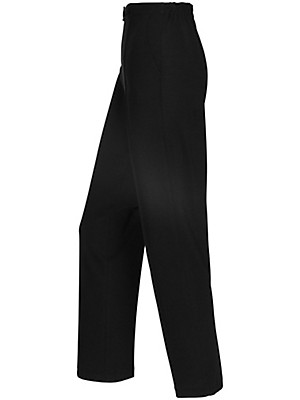 Peter Hahn - Pull-on trousers in 100% new milled wool