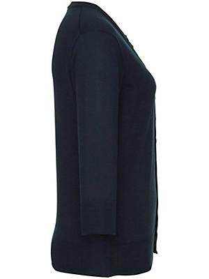 Peter Hahn - Round neck cardigan