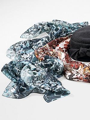 Peter Hahn - Scarf in 100% silk