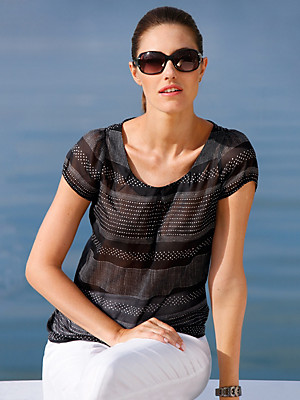 Peter Hahn - Shirt style blouse