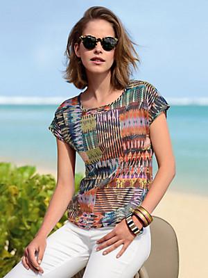 Peter Hahn - Shirt style blouse