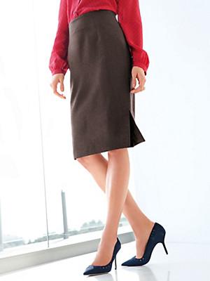 Peter Hahn - Skirt in 100% new milled wool