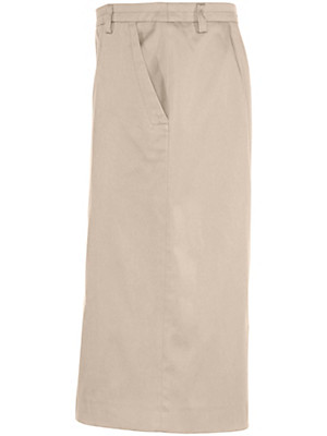 Peter Hahn - Straight-cut skirt