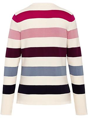 Peter Hahn - Striped cardigan