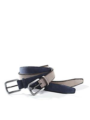 Peter Hahn - Suede belt