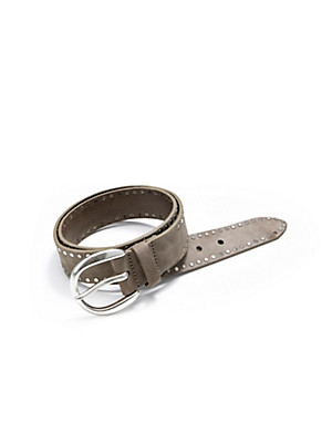 Peter Hahn - Suede belt